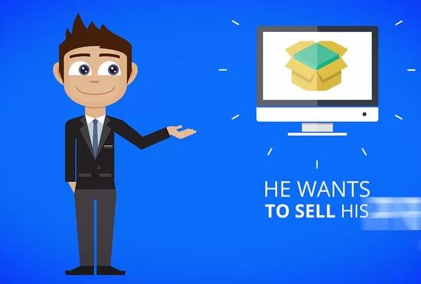 crate agencies markets apps websites Explainer video