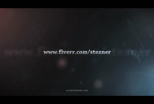 metallic Intro logo Video HD