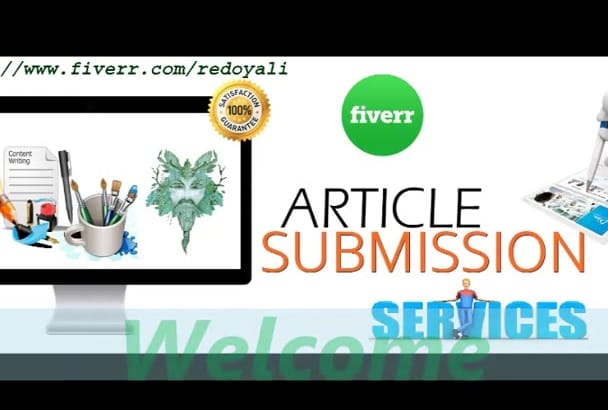 submit your Article or website in 50 PR site
