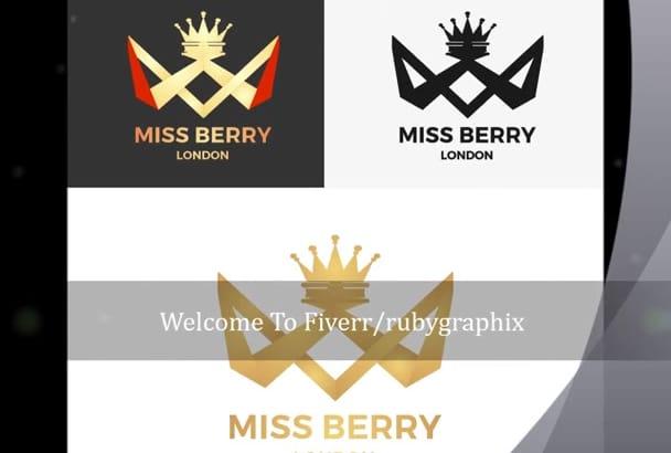 design a Classic Clean Logo