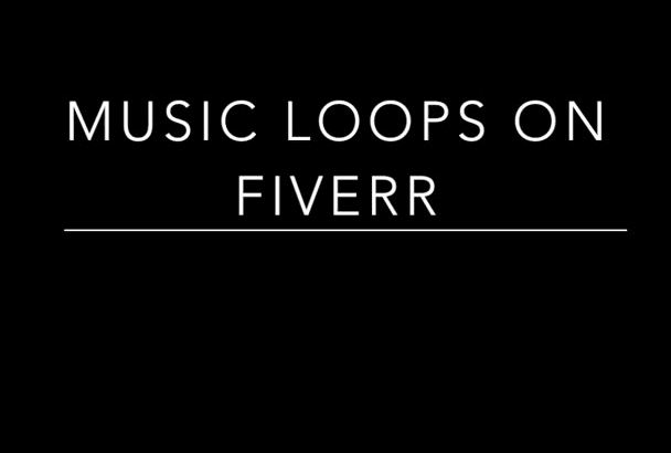 compose music loops for games, video and podcasts in one day