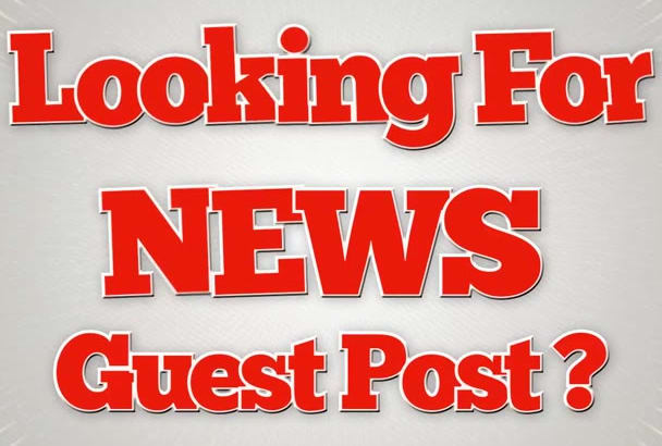 give you a guest post on PR 5 News blog