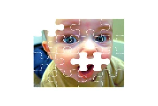 make puzzle video of your photo