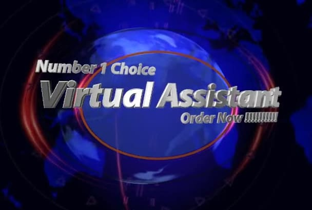 be your ultimate virtual ASSISTANT for 3 hrs