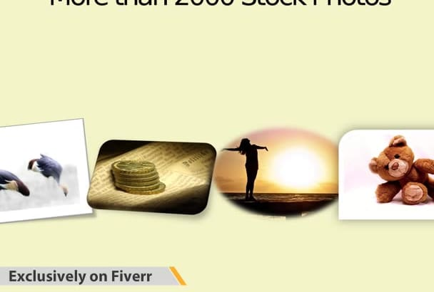 give over 2000 of royalty free stock photos