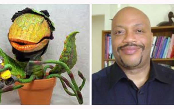 call or give you a recording as Audrey 2 from Little Shop of Horrors