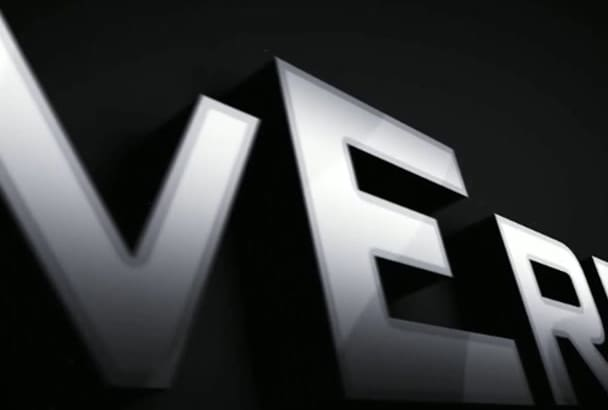 funny logo intro video