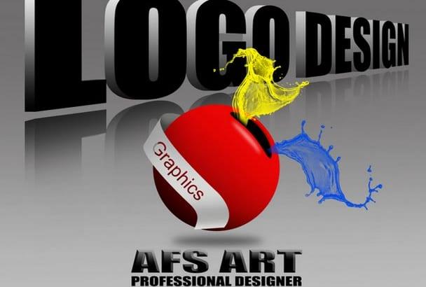 create a PROFESSIONAL Logo Design 24 hours
