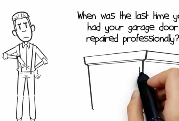 produce a White Board EXPLAINER Animated Video for You