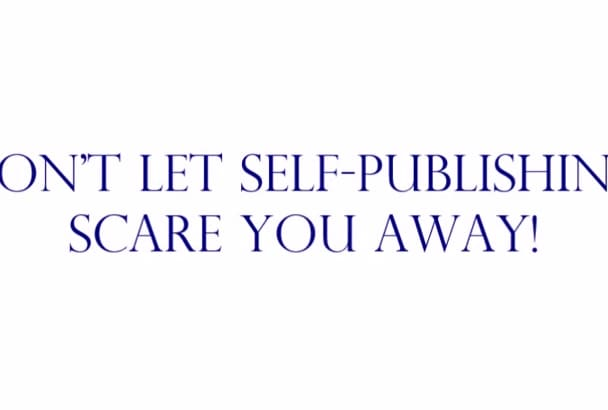 be your ebook consultant
