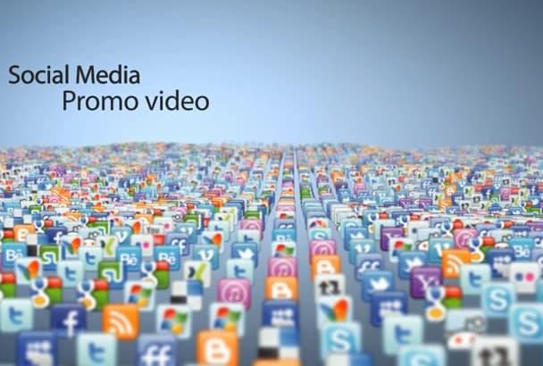 make  social media PROMO video