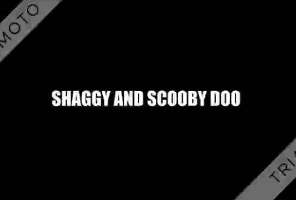 record your message as Shaggy and Scooby Doo