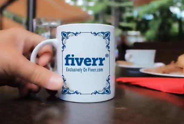 create Awesome Coffee Mug INTRO