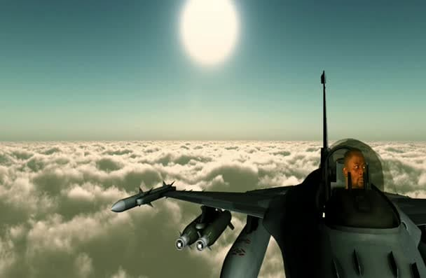 make you fly jets and drop missiles