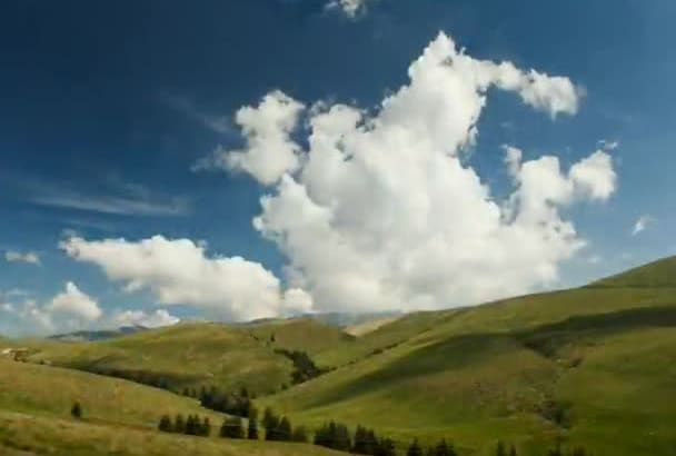 deliver an amazing timelapse footage, nature
