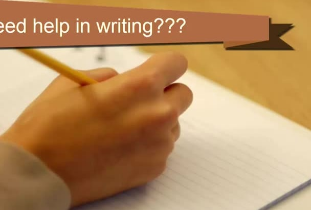 write CREATIVE essays, assignments and reports for you