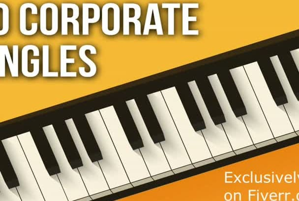 send you 10 royalty free corporate music tracks