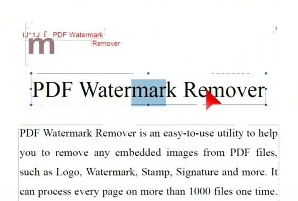 do a professional PDF editing in 1 hour