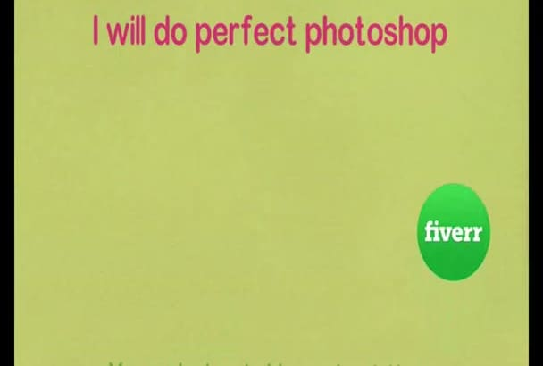 do PERFECT Edits to Your Photos Using Photoshop