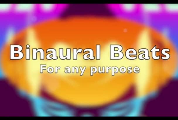 compose a custom binaural beats session