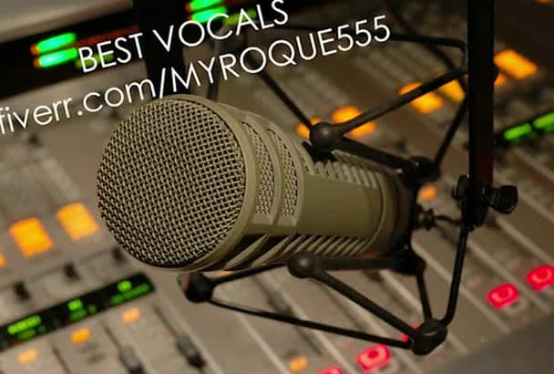 record a Female American Voice Over in English