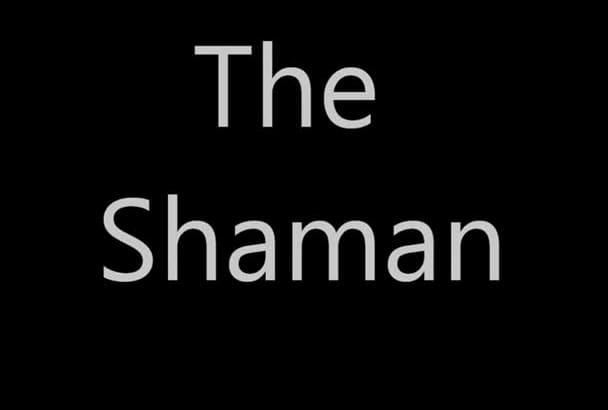 send you on a shamanic journey