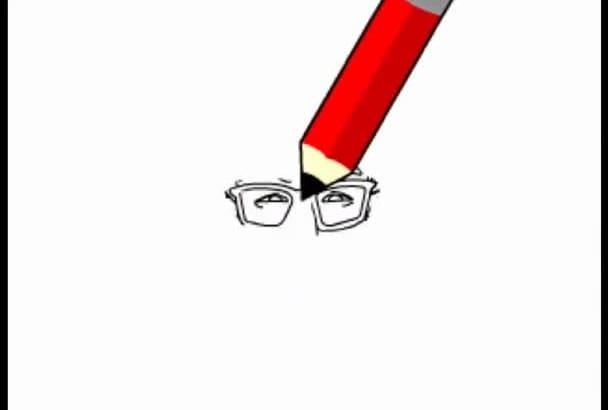 create a caricature avatar plus video