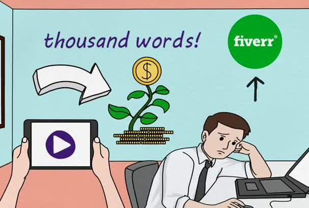 produce a great whiteboard explainer video