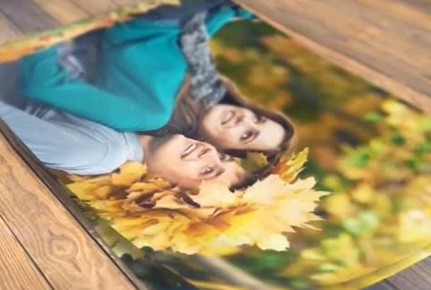 romatic Photo Memory Video