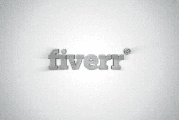 do this 3D video intro