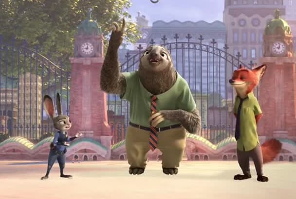 add your logo in zootopia brand promotion video