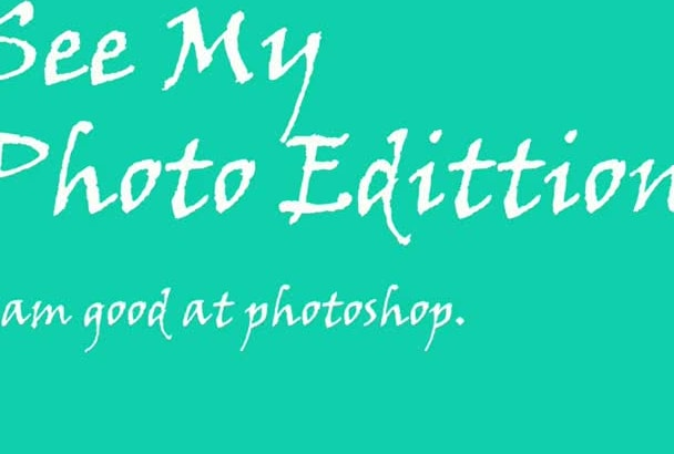 do Photo editing,background removing,logo,book covers design