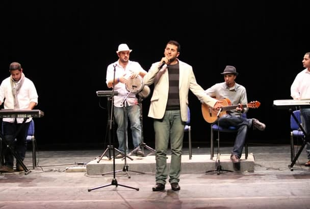 be Your Arabic Male Singer