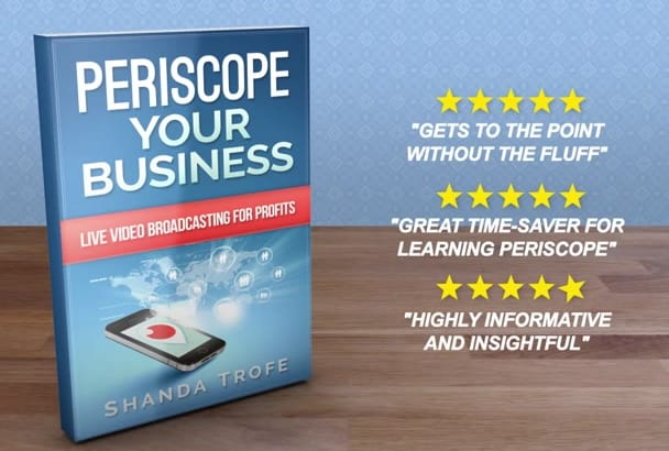 give you my bestselling PERISCOPE eBook