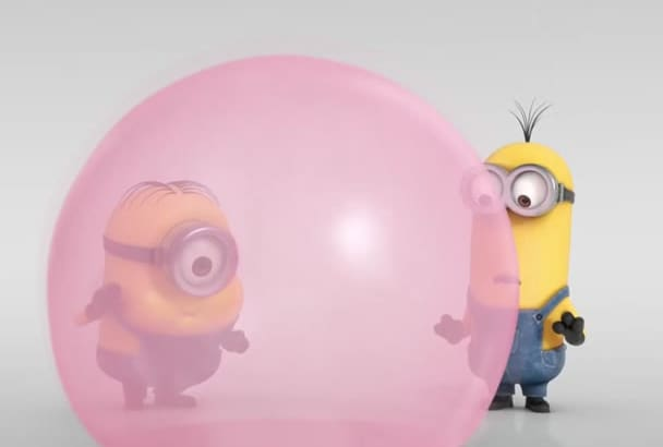 add your text to this funny minion video