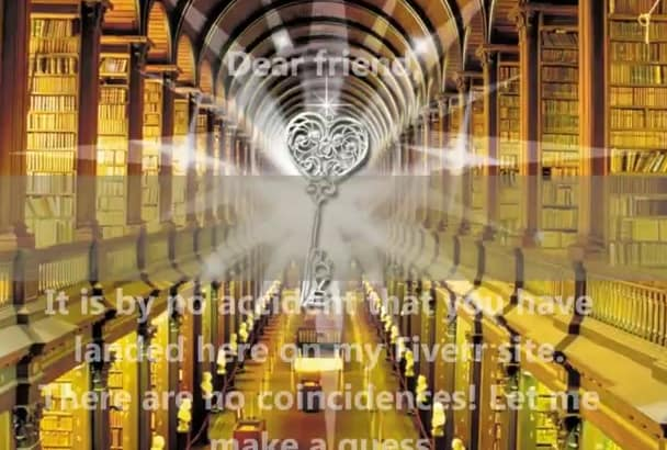 provide Your AKASHIC Records Reading