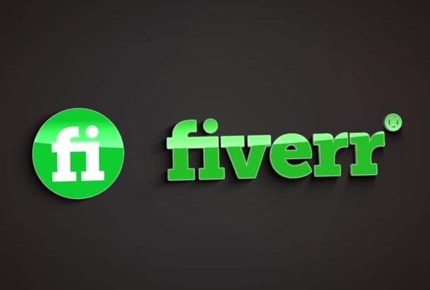 create 3D Logo Reveal