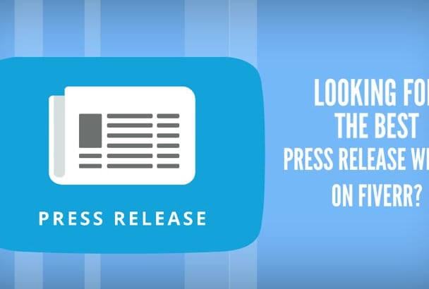 write a KILLER press release of 500 words
