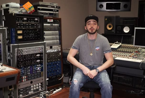 ,as a grammy nominated engineer, mix and master your record