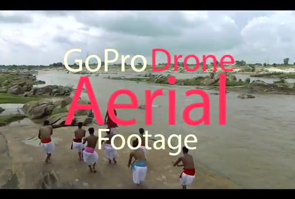 edit and Stabilise 4K GoPro Footage
