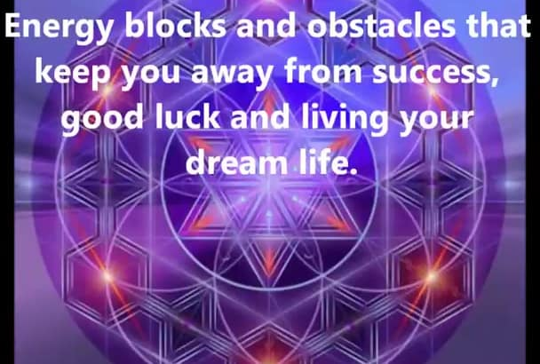 clear ENERGY Blocks Stopping You From Living Your Dream Life