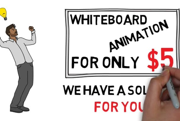 create SPECTACULAR Whiteboard in less than 24h