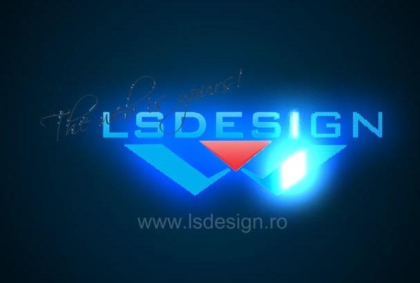 logo animation video intro