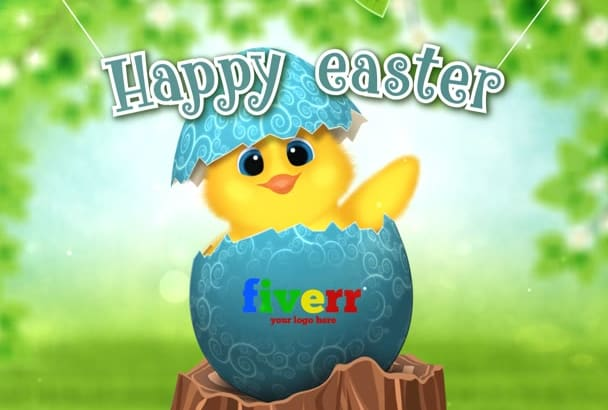 create This Amazing Happy Easter Video for your Family or Business