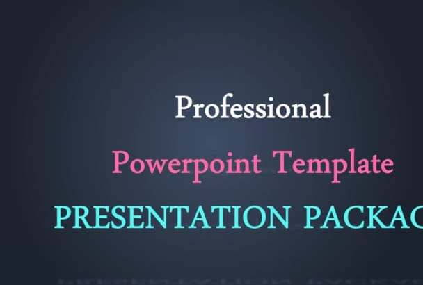 sell 4 professional Powerpoint Animated Presentations 100 Slides