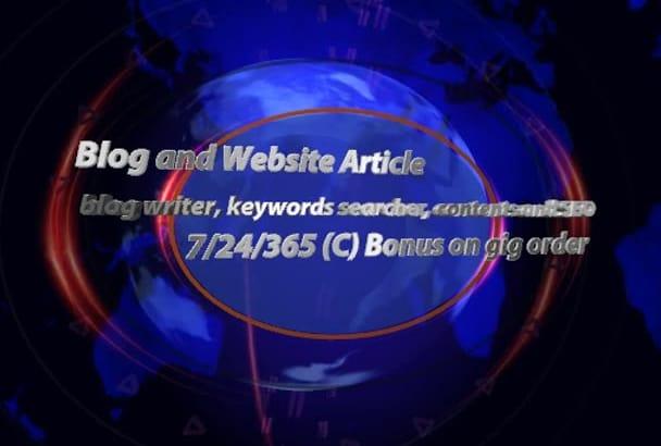 write Google ranking SEO friendly article