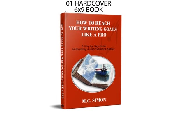 turn your 2D Book Cover into a 3D Book Graphic Presentation