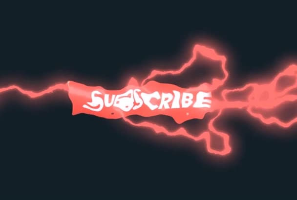 make you 4 YouTube outros for subscription