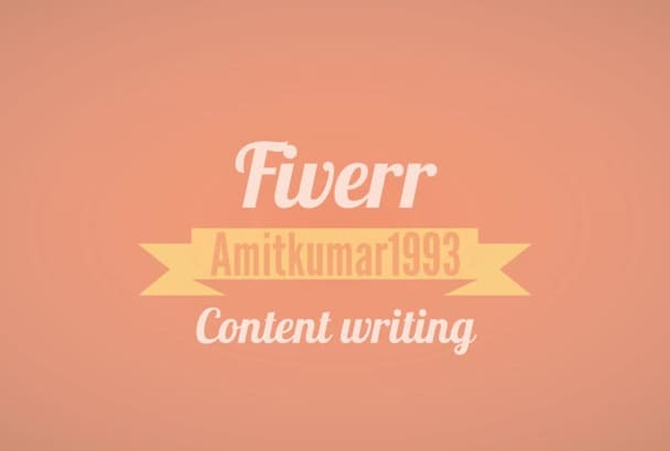 write 500 word Seo Article and Give you Authority Backlink