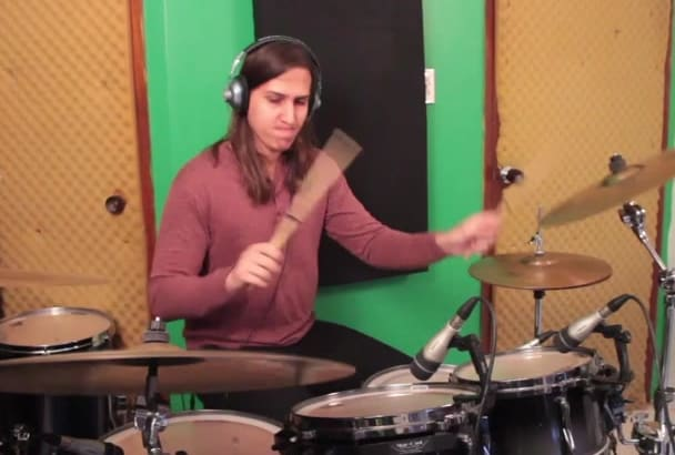 record the perfect drum track for your song